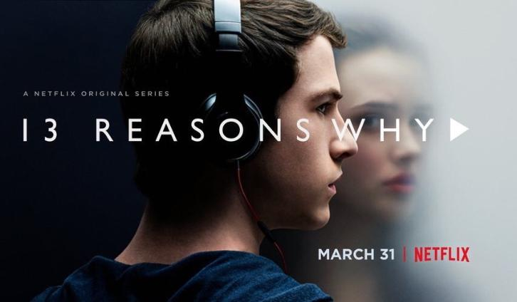 marketing of movie image- 13 Reasons Why