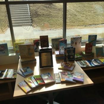 photo o books donated