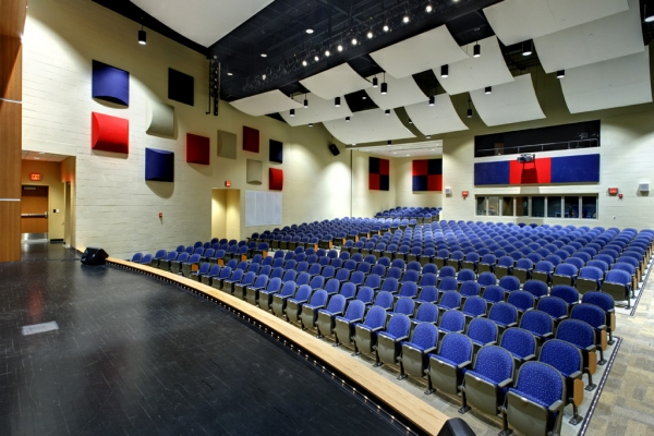 THS Performing Arts Center