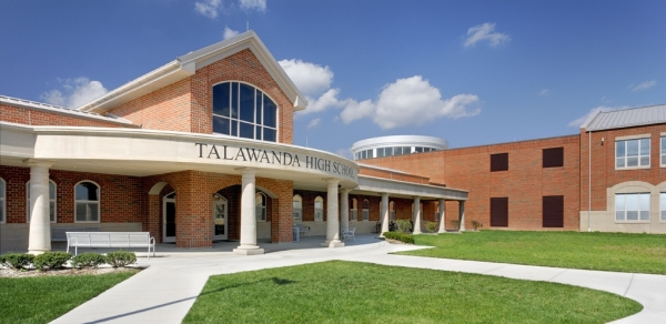 THS Main Entrance